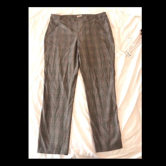 e37b55e3 Business Casual Plaid Pants
